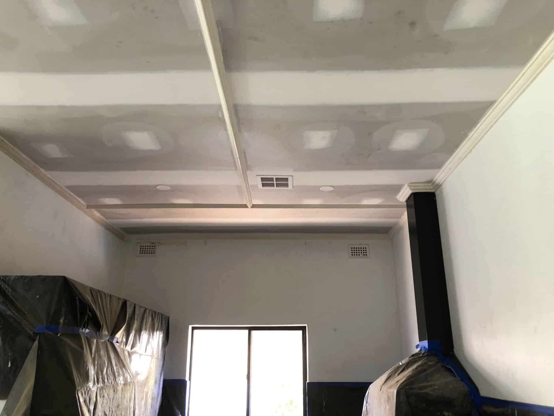 Image of ceiling repair by Classic Ceilings